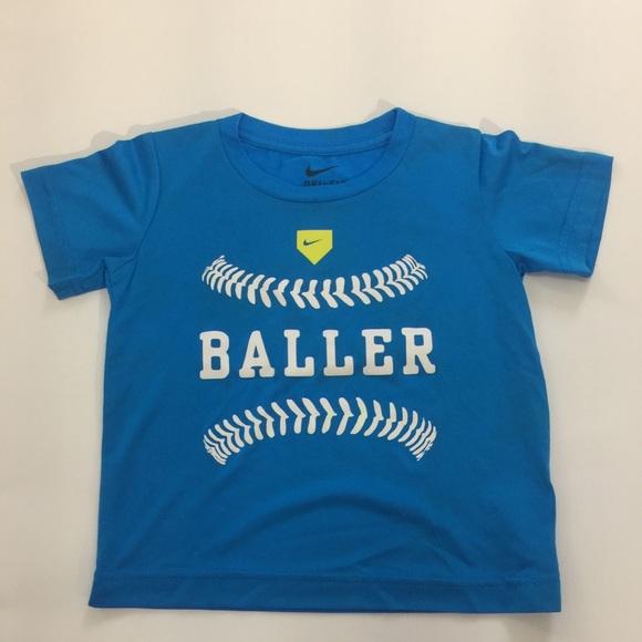 Nike toddler boy tee shirt